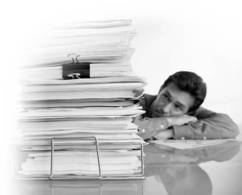 Список документов большой: лучше доверить эту работу риелтеру