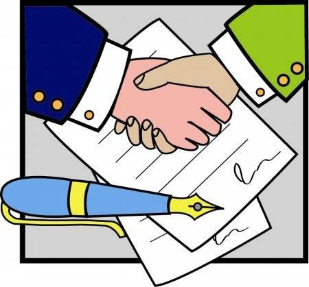 Реферат: Заключение внешнеторгового контракта.