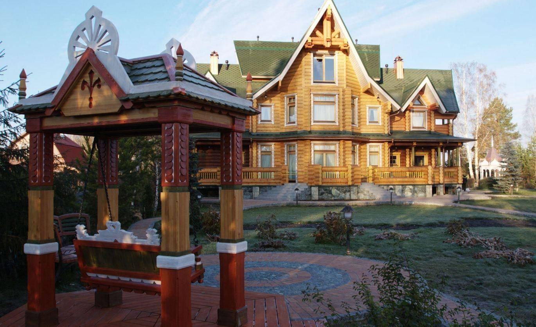 Фото очень классных домов 10 фотография