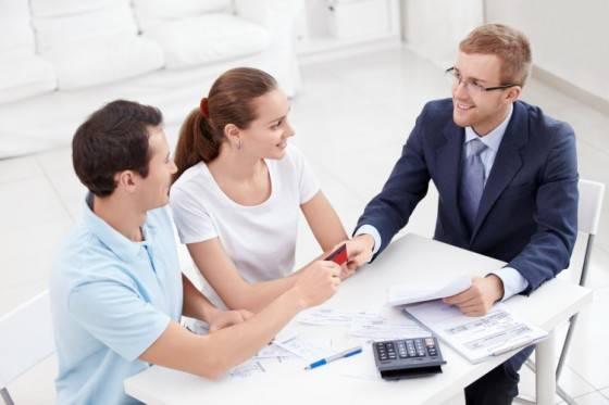 обсуждение импотеки с представителем банка