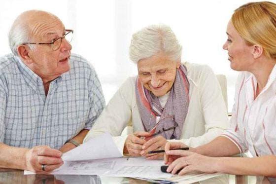 ипотека для пенсионерв