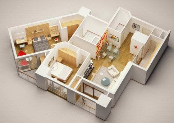 особенности перепланировки квартиры