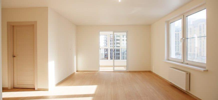 чистовая отделка квартиры от застройщика